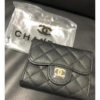 CHANEL ノベルティ 小銭&カードケース