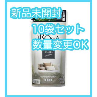 カオウ(花王)の【新品】フレア フレグランス IROKA アロマティックミューゲ 詰替 9袋(洗剤/柔軟剤)