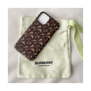 バーバリー(BURBERRY)の【専用ページ】バーバリー  モノグラム★iPhone 11 Pro ケース(iPhoneケース)