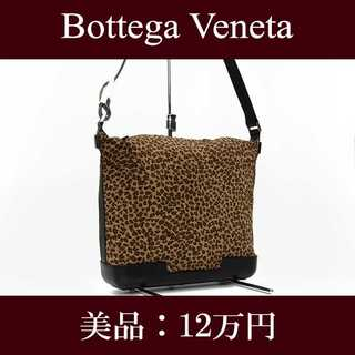 Bottega Veneta - 【全額返金保証・送料無料・美品】ボッテガ・ショルダーバッグ(F045)