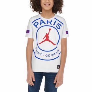 ナイキ(NIKE)のjordan psg キッズ Tシャツ 140cm 新品(Tシャツ/カットソー)