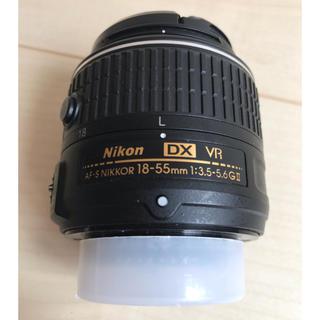 ニコン(Nikon)のNikon 18-55mm F3.5-5.6G VR Ⅱ(レンズ(ズーム))