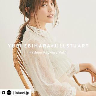 JILLSTUART - 【新品】JILLSTUART フラン衿付レースブラウス