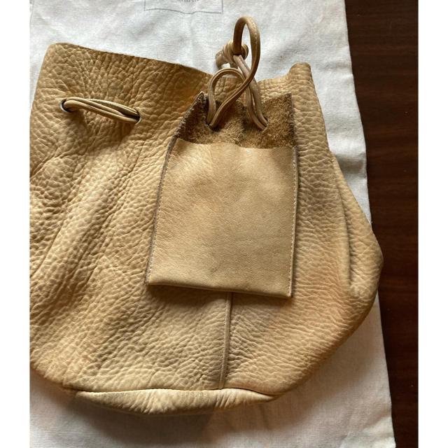 Ron Herman(ロンハーマン)のmythinks レザーバッグ メンズのバッグ(その他)の商品写真