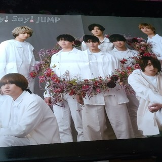 ヘイセイジャンプ(Hey! Say! JUMP)のHey! Say! JUMPピンナップ(アイドルグッズ)