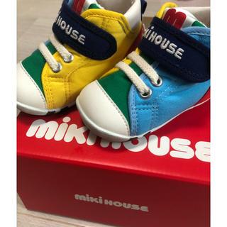 mikihouse - ミキハウス ファーストシューズ
