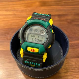 ジーショック(G-SHOCK)の激レア G-SHOCK DW-002 XAYMACAコラボモデル(腕時計(デジタル))