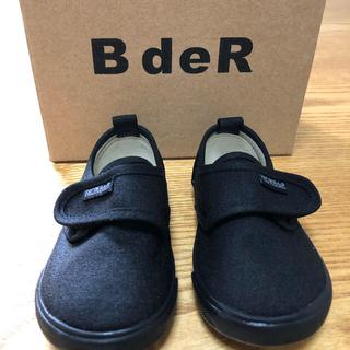 B de R - BdeR ビーデアール ベベ 靴 13センチ ほぼ新品