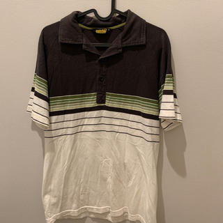 テンダーロイン(TENDERLOIN)のテンダーローイン ポロシャツ コアファイター  クーティー CRIMIE(ポロシャツ)