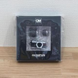 オリンパス(OLYMPUS)の【新品・未使用】オリンパス OM-1 ストラップ(ノベルティグッズ)