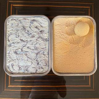 アイスクリーム 食品サンプル バニラ クッキー&クリーム ショップ 置物 お洒落