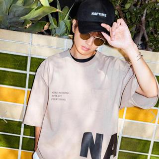 トリプルエー(AAA)のNissy Naptime T-shirt  ビッグTシャツ(Tシャツ/カットソー(半袖/袖なし))