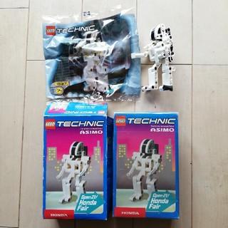 Lego - LEGO レゴ レゴテクニック ホンダ アシモ ASIMO 2個です