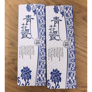 青花瓷お箸&スプン 2セット(カトラリー/箸)