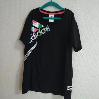 adidas - アディダスレディースTシャツ 未使用品 サイズM