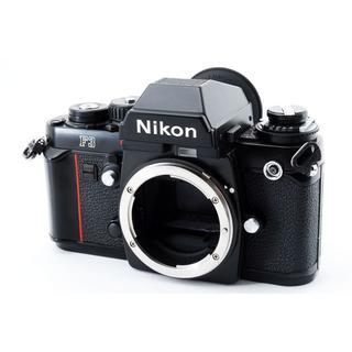 ニコン(Nikon)の☆フイルム女子の憧れの名機♪すぐに使える電池付き!!☆ Nikon F3 ボディ(フィルムカメラ)