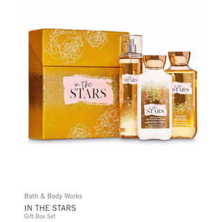 Bath & Body Works - Bath&Body Works  IN THE STARS ギフトボックスセット