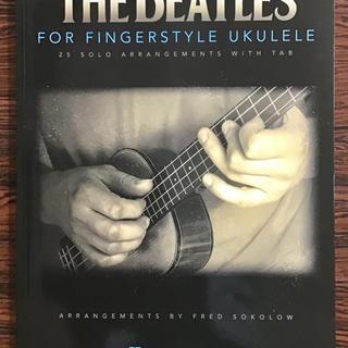 THE BEATLES ウクレレ楽譜(ポピュラー)