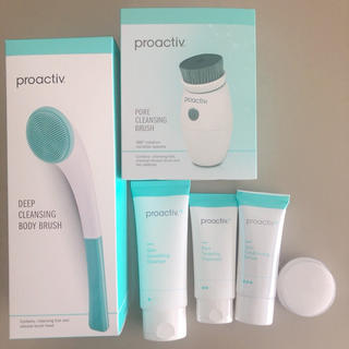 プロアクティブ(proactiv)のプロアクティブ+ 薬用3ステップセット30日サイズ(サンプル/トライアルキット)