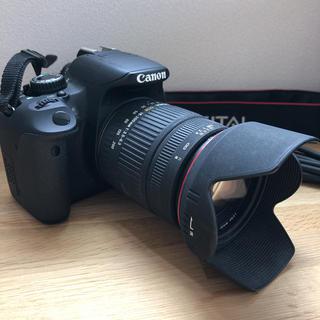 Canon - Canon kiss X6i EOS