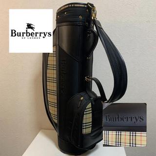 バーバリー(BURBERRY)のBurberrys☆'90sゴルフキャディーバッグ☆未使用(バッグ)