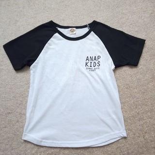 アナップキッズ(ANAP Kids)のANAP 半袖Tシャツ KIDS 120(Tシャツ/カットソー)