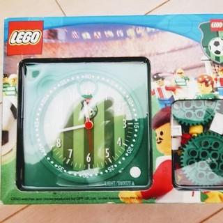 Lego - レゴ LEGO 置時計 サッカー クロック watch 新品 未開封 未使用