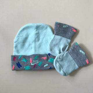 NIKE - NIKE Baby★帽子、靴下セット★新品