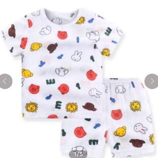 新品 どうぶつ カラフル 半袖 パジャマ
