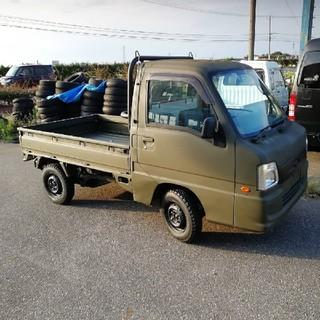 スバル(スバル)の平成20年サンバートラック4WD カスタム(車体)