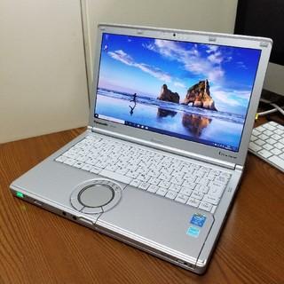 Panasonic - 美品 レッツノート CF-SX3 8GB/SSD120GB office
