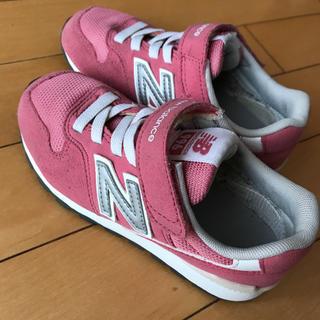 New Balance - ニューバランス キッズ スニーカー 18㎝