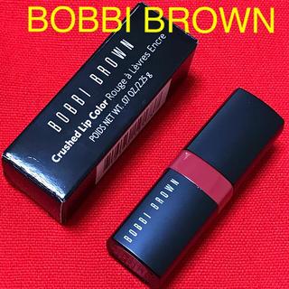 BOBBI BROWN - 箱入り新品♡クラッシュドリップカラー♡クラッシュドリップ カラー♡ボビイブラウン