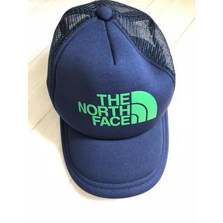 ザノースフェイス(THE NORTH FACE)の未使用 ノースキッズキャップ(帽子)