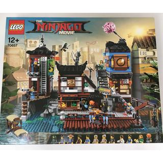 Lego - レゴ(LEGO)ニンジャゴー ニンジャゴーシティ・ポートパーク 70657
