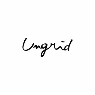 Ungrid - Ungrid**スパンコールエンブロイダリーブラウス