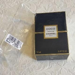 CHANEL - CHANEL シャネル 香水 COCO 14㎖ 未使用品