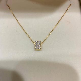 ソフィアコレクション(Sophia collection)のDouxmiere bijou SOPHIA ダイヤモンドネックレス(ネックレス)