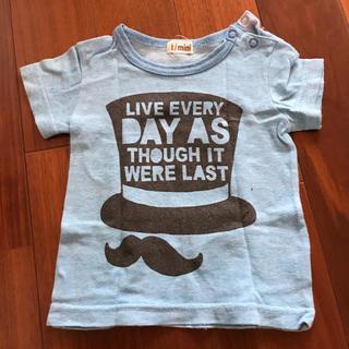 ターカーミニ(t/mini)のt/mini Tシャツ(Tシャツ)
