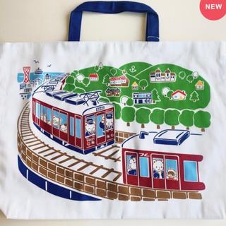 familiar - 阪急電車×ファミリア  神戸線 伊丹線100th レッスンバッグ