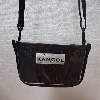 KANGOL - 新品未使用 KANGOL/カンゴール クリア サコッシュ / ショルダー ポーチ