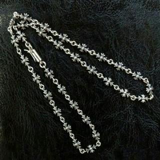 Chrome Hearts - 新品 ネックレス  タイニー CHプラス silver925  50センチ