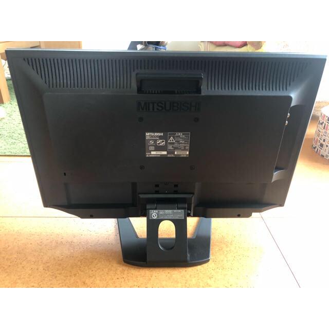 三菱(ミツビシ)の三菱 24インチ RDT234WX スマホ/家電/カメラのPC/タブレット(ディスプレイ)の商品写真