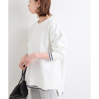 IENA - イエナ裏毛プルオーバー
