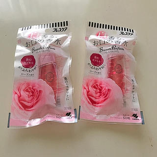 コバヤシセイヤク(小林製薬)のブレスケア 息香る♡お口の香水(口臭防止/エチケット用品)