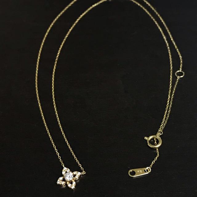 Vendome Aoyama(ヴァンドームアオヤマ)のヴァンドーム青山 トゥインクルダイヤモンド ネックレス レディースのアクセサリー(ネックレス)の商品写真