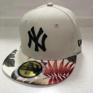 NEW ERA - 【新品未使用】ボタニカル柄 5950  ニューエラ NEWERA 帽子 送料無料