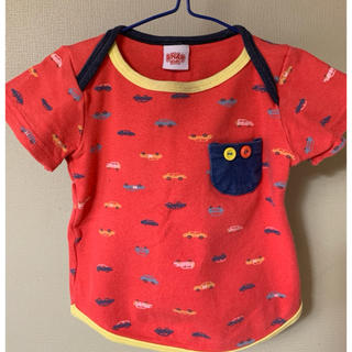 アナップキッズ(ANAP Kids)のANAP KIDS 車柄 Tシャツ(Tシャツ)