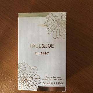 ポールアンドジョー(PAUL & JOE)のPAUL&JOE ポール&ジョー BLANC ブラン オードトワレ (香水(女性用))