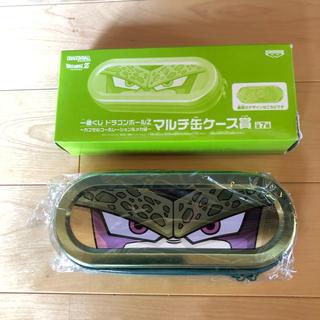 ドラゴンボール(ドラゴンボール)の新品⭐︎ドラゴンボールZ マルチケース ペンケース メガネケース 収納 缶 セル(ペンケース/筆箱)